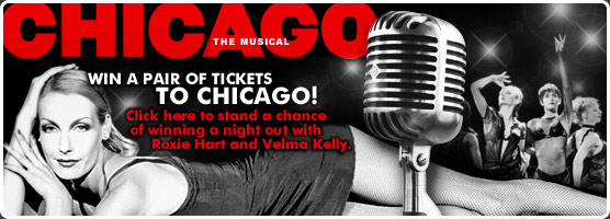 Click here to find out how to win tickets to Chicago