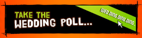 Take the wedding poll